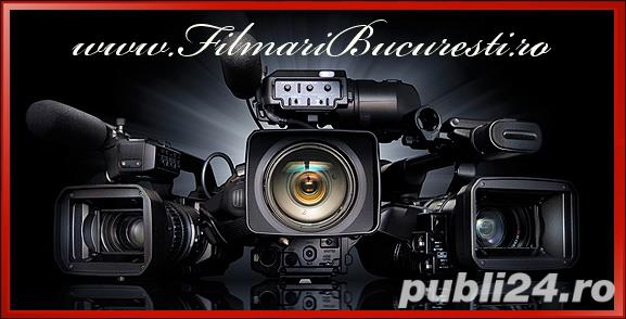 Filmari full HD 3D 4K Fotografii Profesionale 400-1.800 ron bucuresti