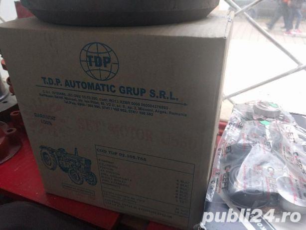 Set motor u650