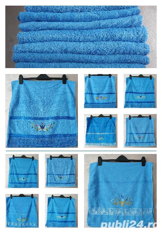 Vand set 10 prosoape de fata pentru uz casnic sau pentru diverse evenimente