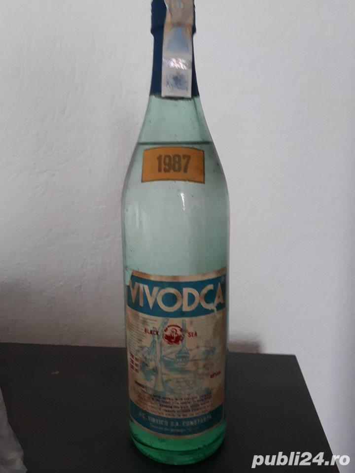 Vodca romaneasca Vivodca 1987