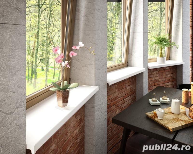 Pervaze (glafuri) pentru ferestre