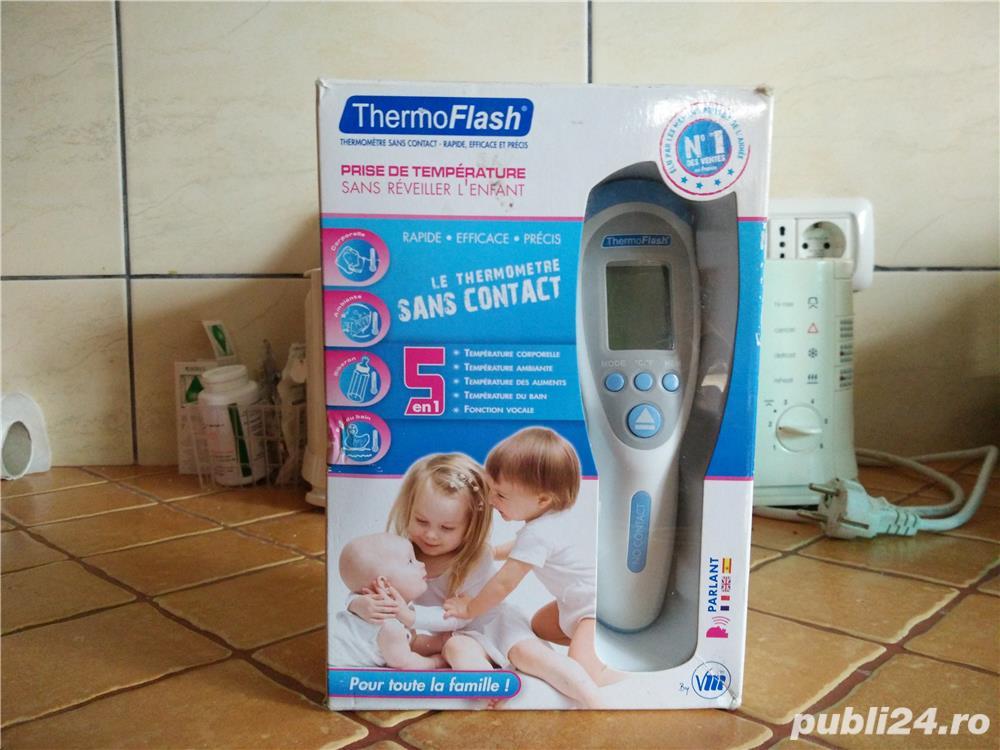 Termometru Digital Thermoflash LX-160T