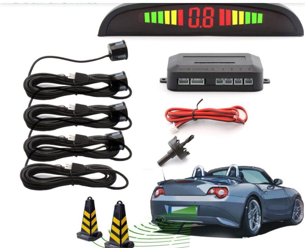 Montez senzori de parcare fata si spate camera video pe orice tip de masina