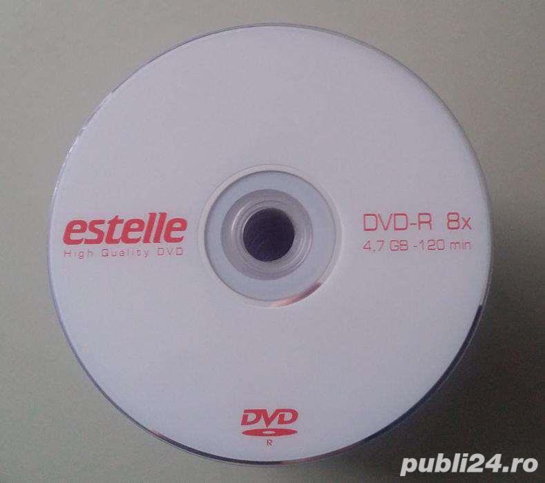 Vand discuri DVD goale (blanc) la bax de 100buc