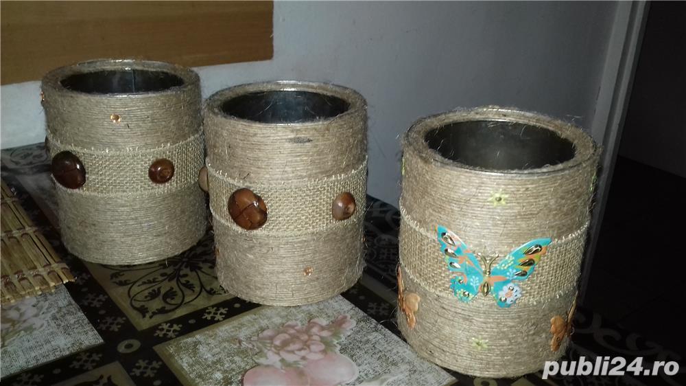 Cutii depozitare si accesorii handmade