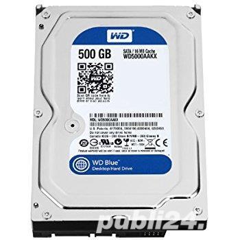 """HDD WD BLUE 500GB SATA III 3.5"""" 7200rpm, harddisk Western Digital Blue"""