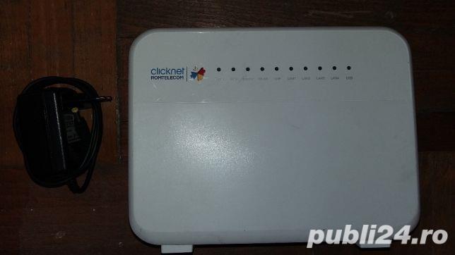 Vand router wireless Romtelecom