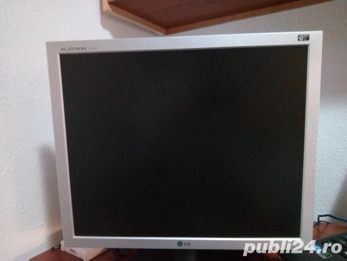 Vand urgent Monitor LCD LG 19'' L1919S