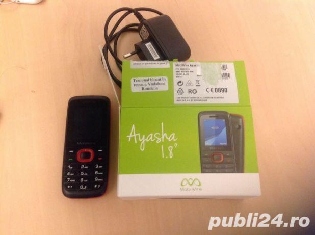 Telefon Mobiwire Ayasha NOU-SIGILAT