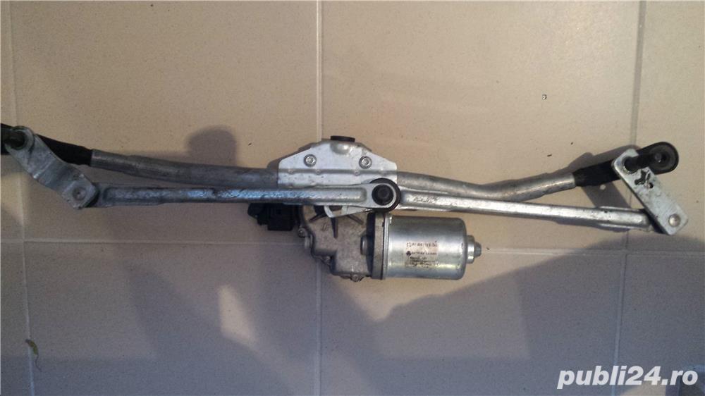 motoras/mecanism stergatoare skoda fabia 2