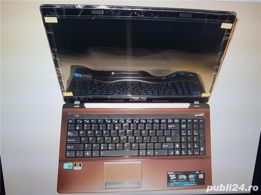 Laptop asus k53  piese
