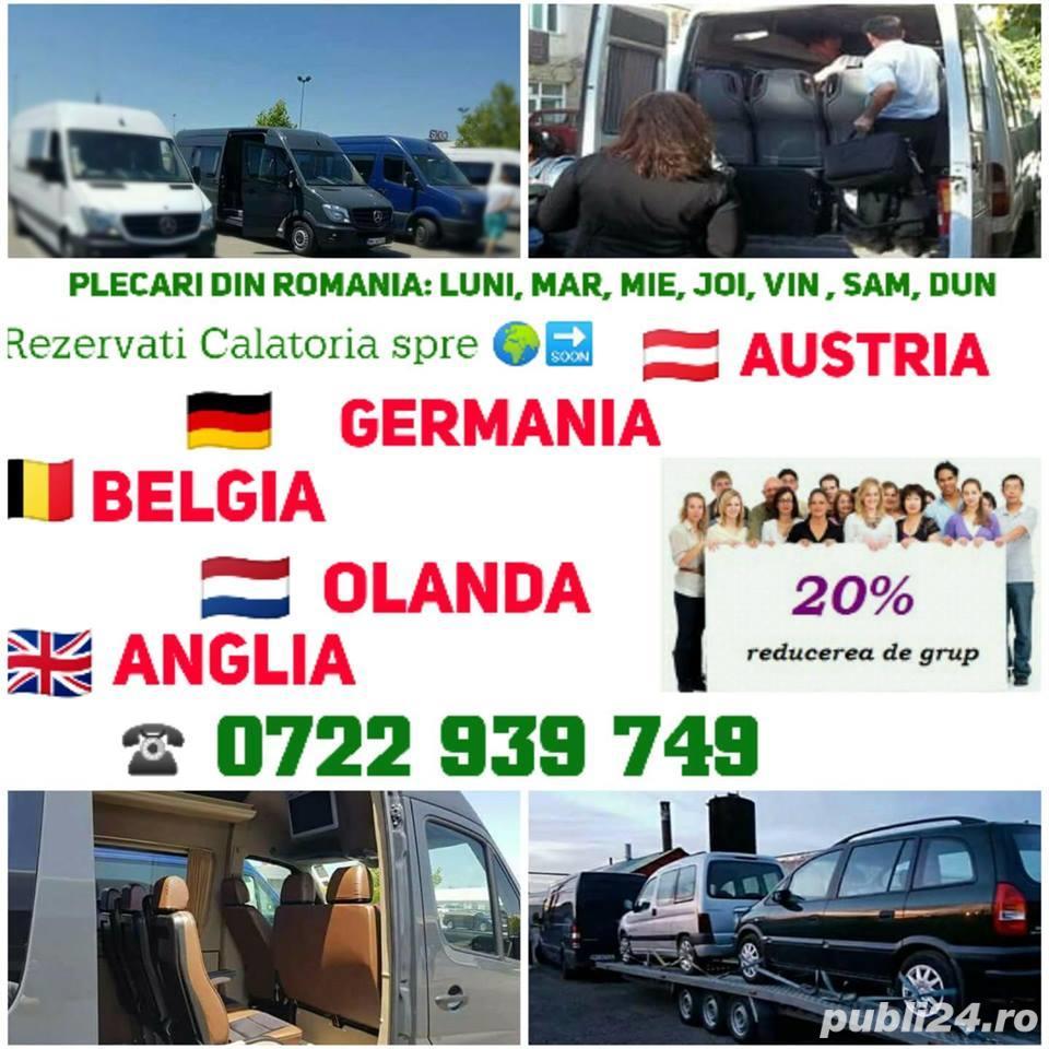 Transport Persoane , Colete si Tractari Auto