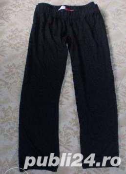 colanti MISS EVIE Strech,  coton elastic, culoare neagra, stare perfecta, marimi 11-12, 13-14 si S