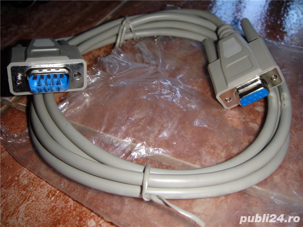 Vand cablu VGA tata-VGA mama