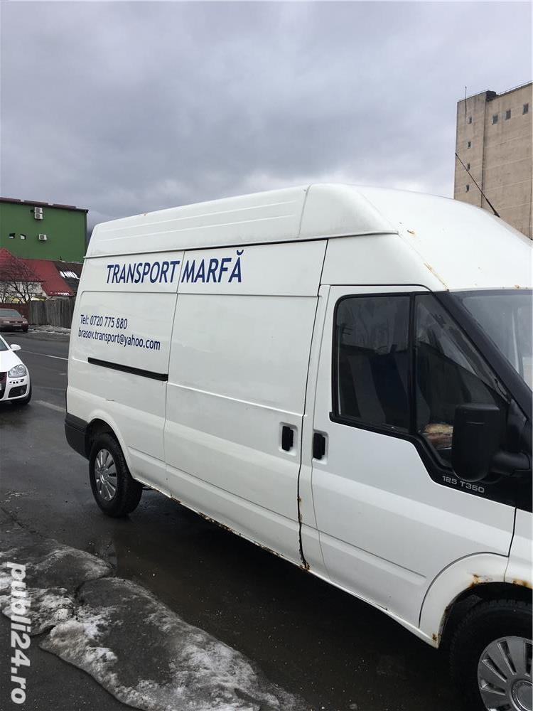 Transport marfa ieftin Brasov