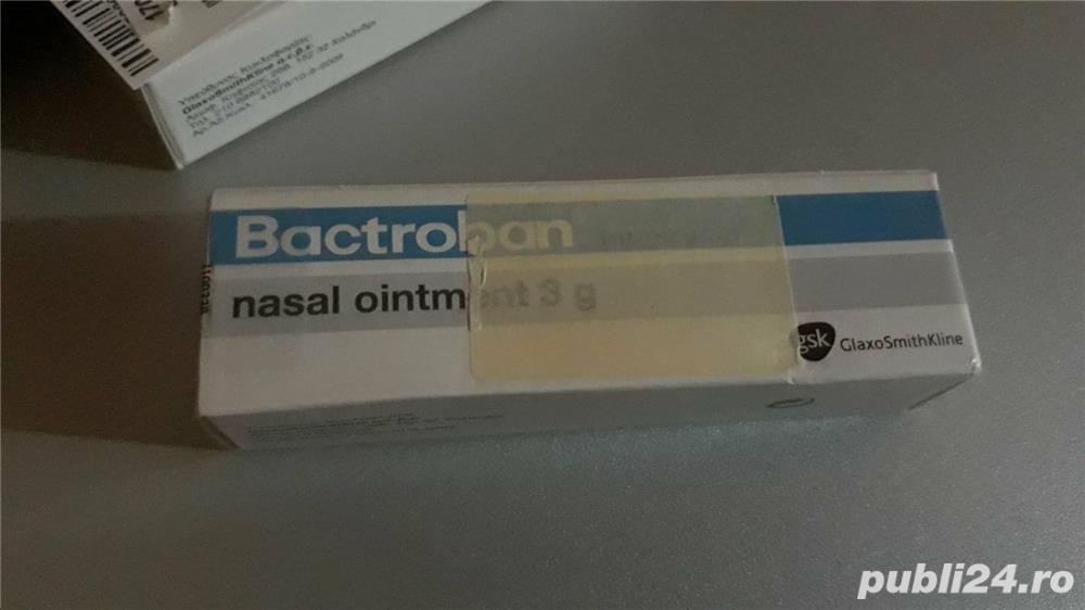 bactroban unguent nazal