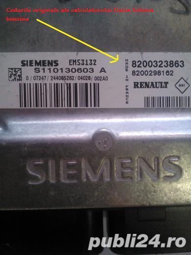 Calculator unitate control Dacia Solenza 8200323863