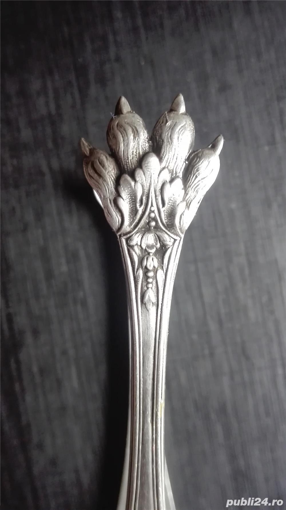 Argint cleste zahar