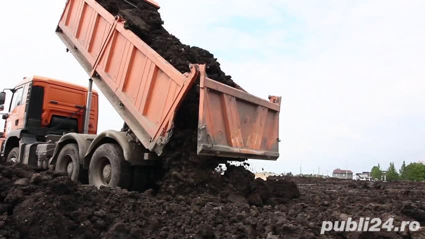 nisip sorturi balast piatra concasata pamant sapaturi fundatii