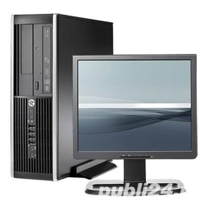 HP Compaq 6300 Pro SFF Core i5-3470, 4GB ddr3, 320GB, monitor 17 inch