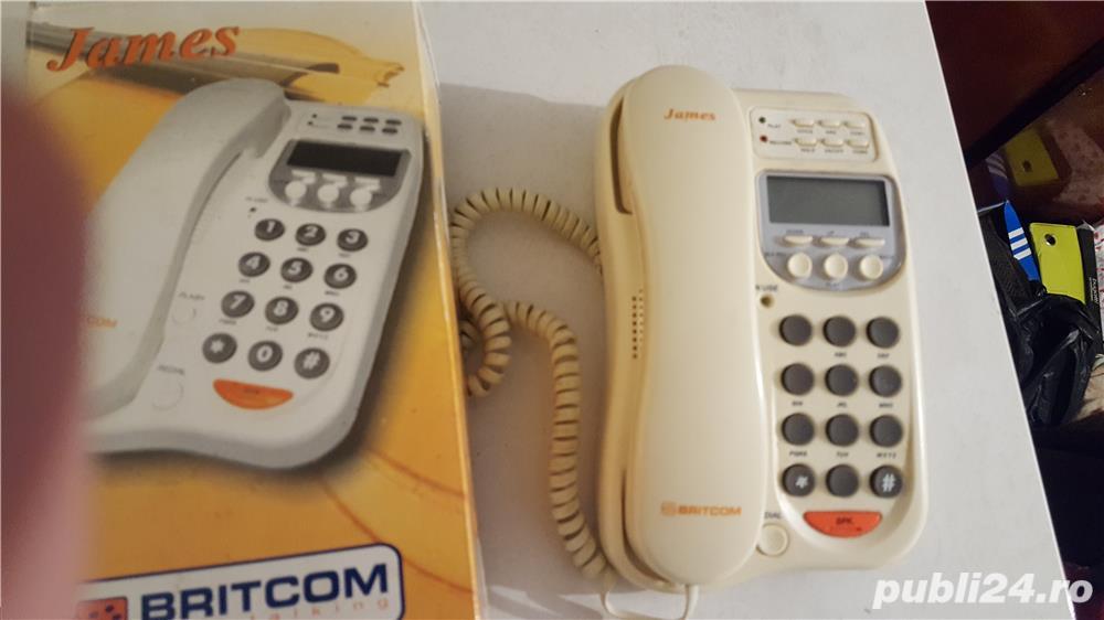 Telefon fix britcom/nou