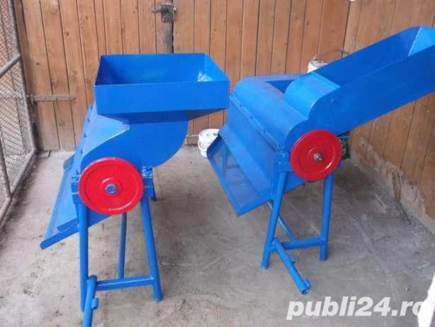 Desfacatoare de porumb cu capacitati 200-1500Kg/h