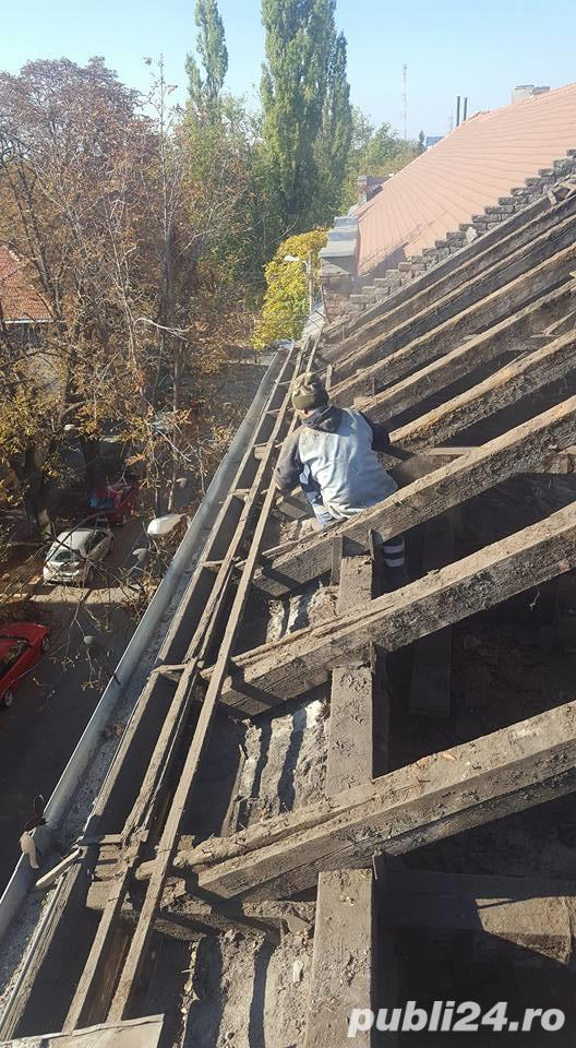 reparatii acoperisuri si acoperisuri noi
