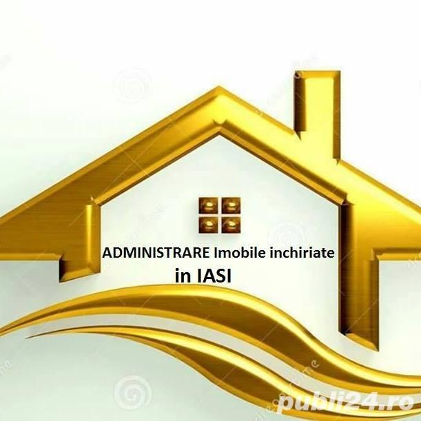 Servicii de administrare apartamente inchiriate Iasi