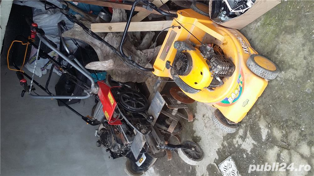 Reparatii si service motocoase, motocultoare,atomizoare o-mac,apollo,ruris,orice marca,garantie