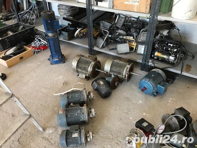 Vand motoare si pompe Siemens,Edur
