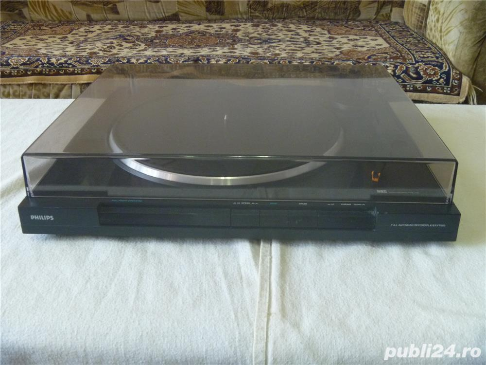 Pick-up Philips FP-563 (full automatic)