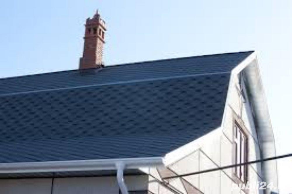 Firma executam acoperisuri si reparatii  la cele mai mici preturi