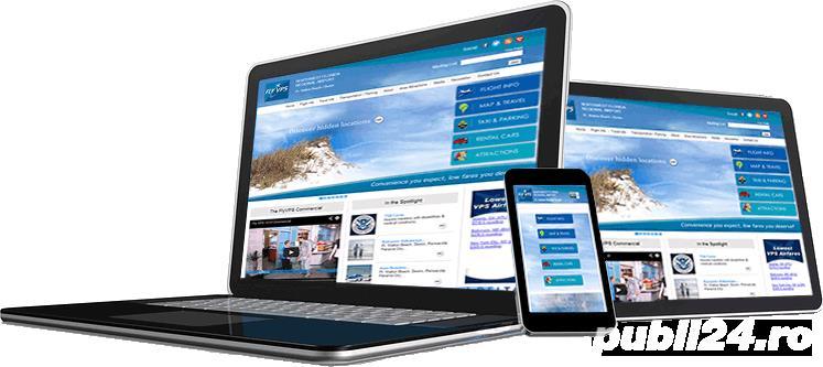 Creare site ieftin, realizare site ieftin, creare magazin online,