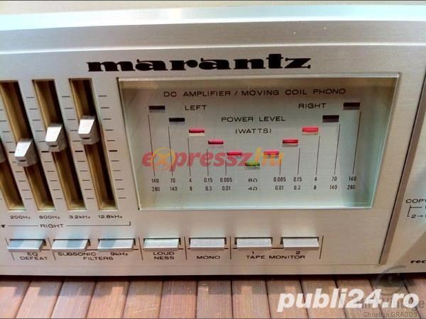 vand amplificator Marancz PM 760