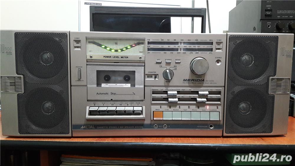 Vintage Meridia FD-3300 boombox