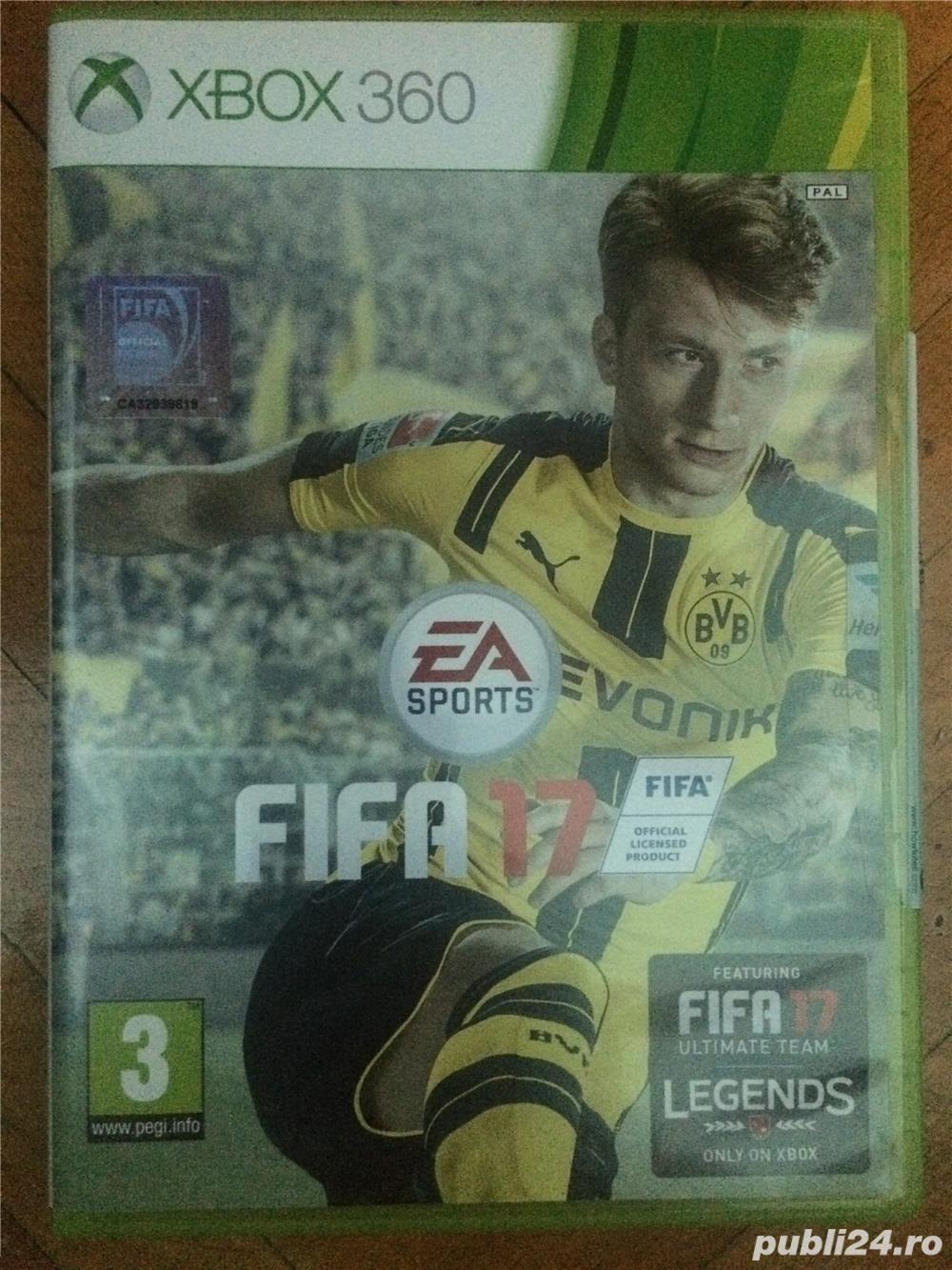 Joc XBOX ONE,FIFA 17,18
