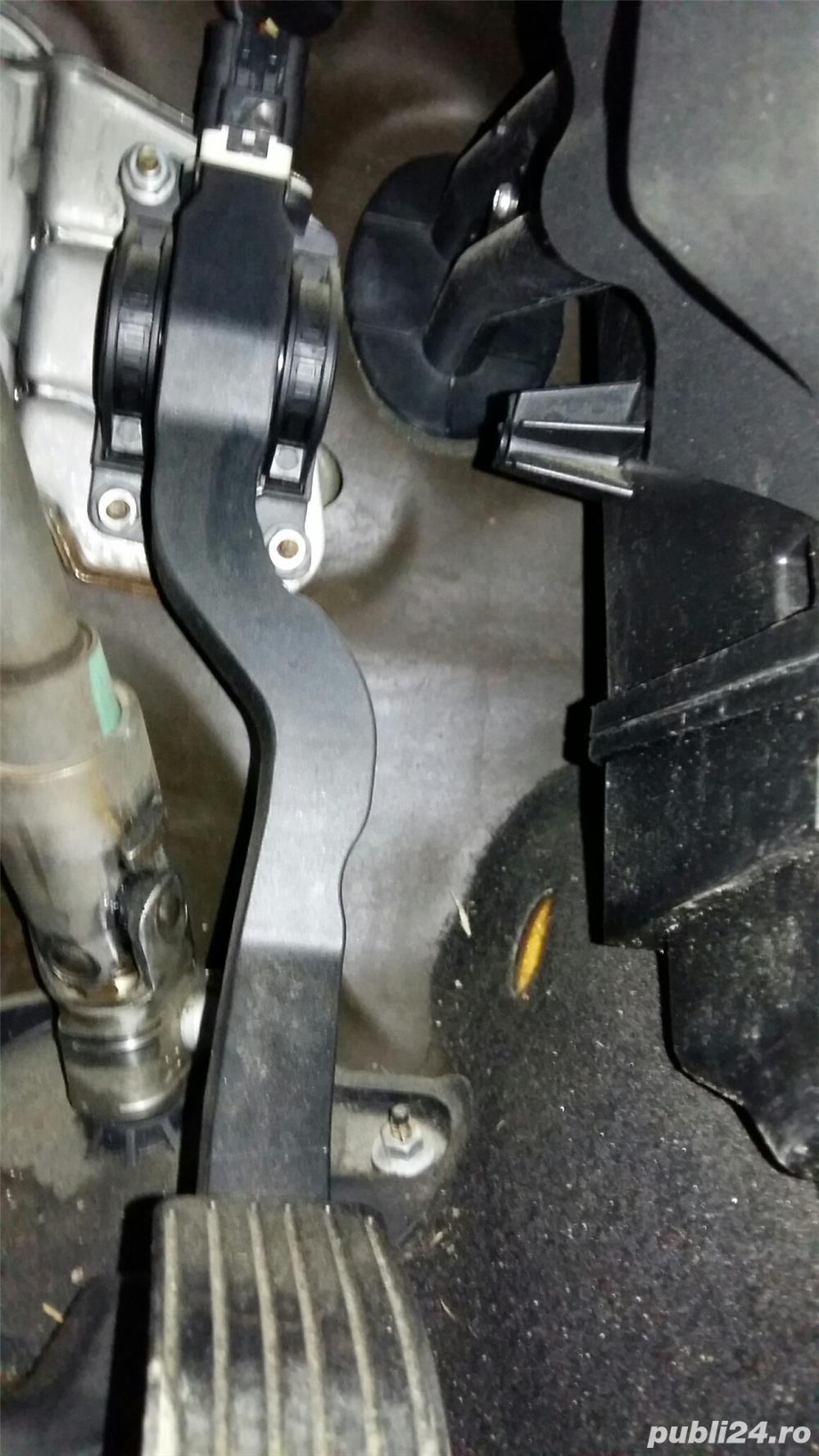 Pedala acceleratie Peugeot 206