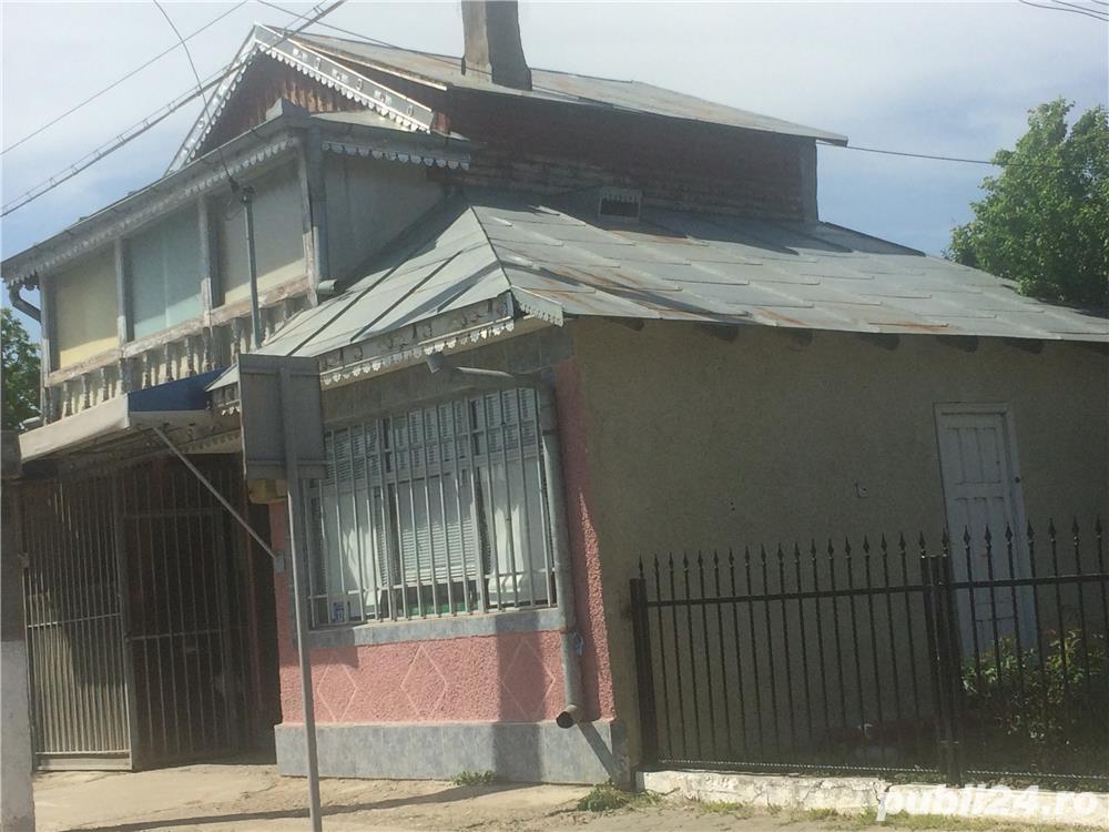 Vand imobil in centrul comunei Slobozia Ciorasti, judet Vrancea
