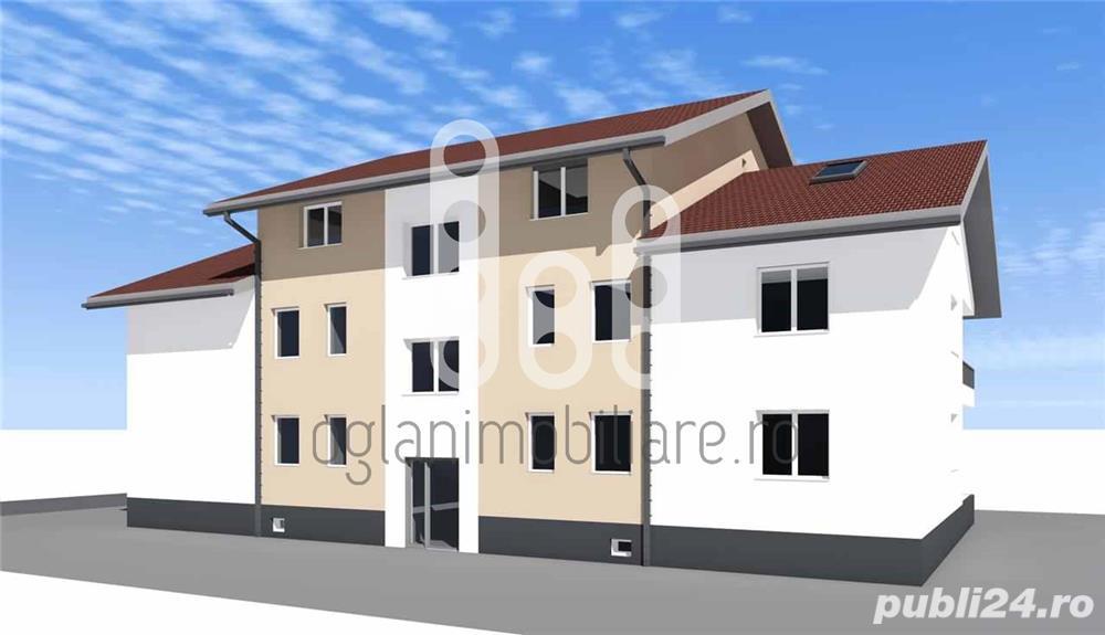 Apartament 3 camere cu pivnita, Calea Cisnadiei