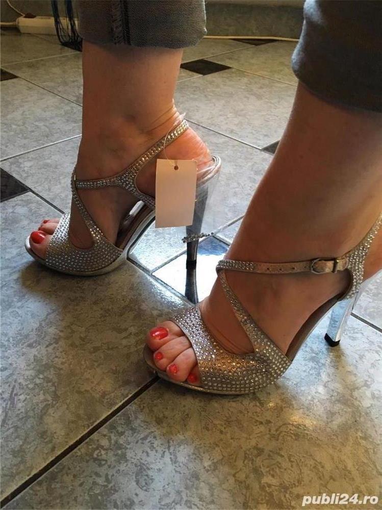 sandale de gala