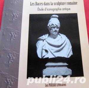 Les daces dans la sculpture romaine, Leonard Velcescu, 2010