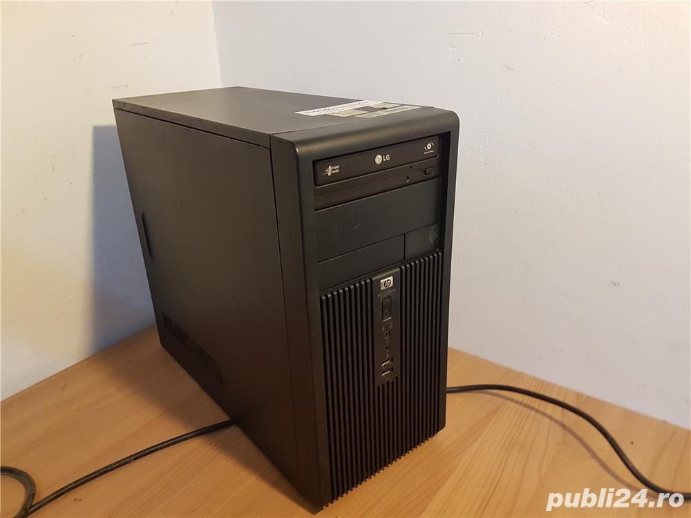 Pc Amd am3+ Triple Core 3,3 ghz 4gb DDR3 video nvidia 500GB Calculator gaming