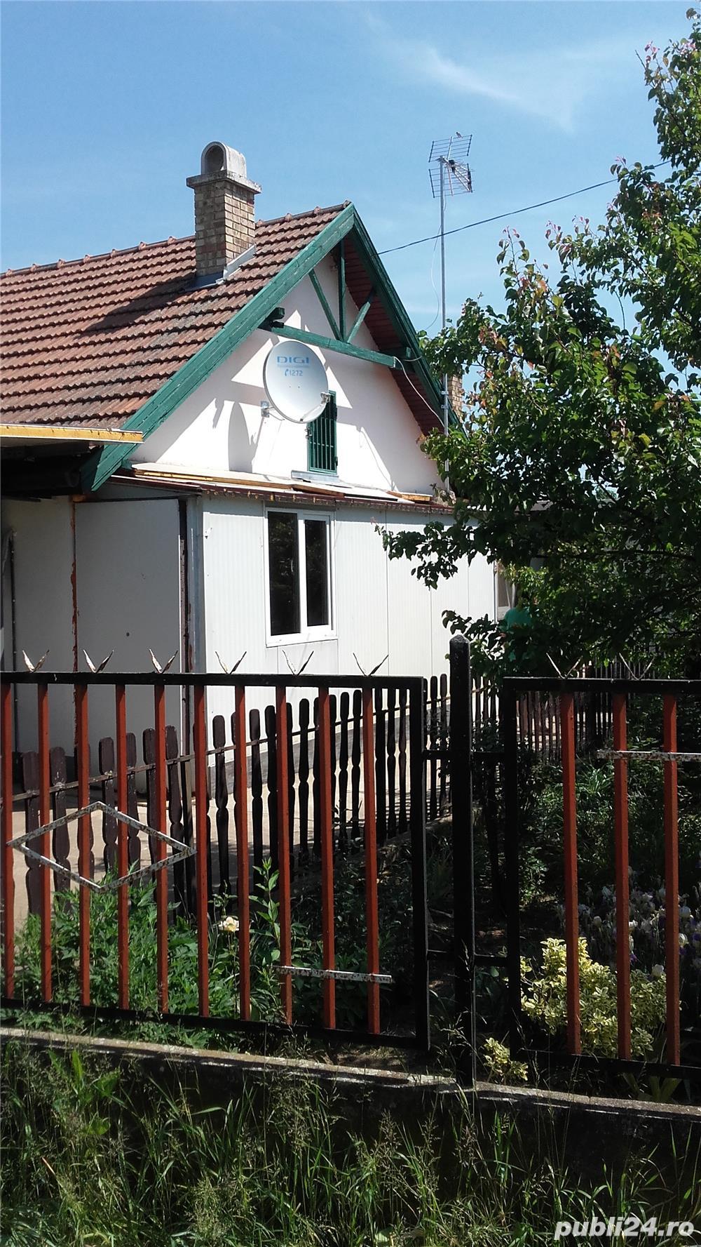 Vand casa  Ungaria  + teren 4200 mp