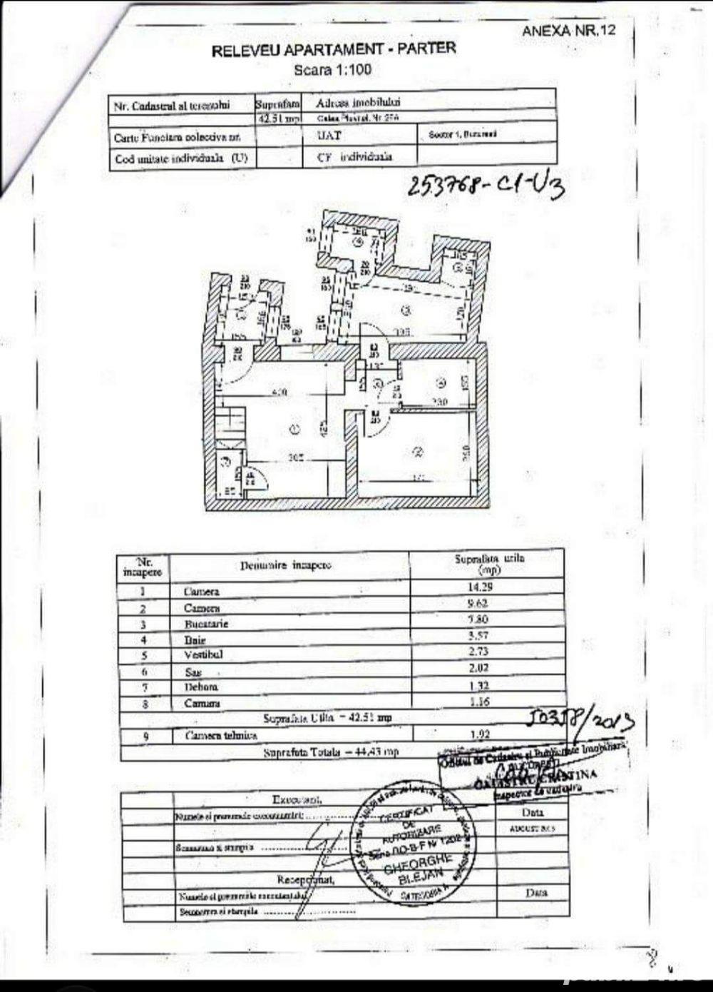 Casa Curte Calea Plevnei Bucuresti Sector 1 Imobiliare
