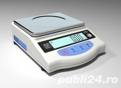 Cantar electronic de mare precizie pentru laborator - AL 2000g x 0.01g