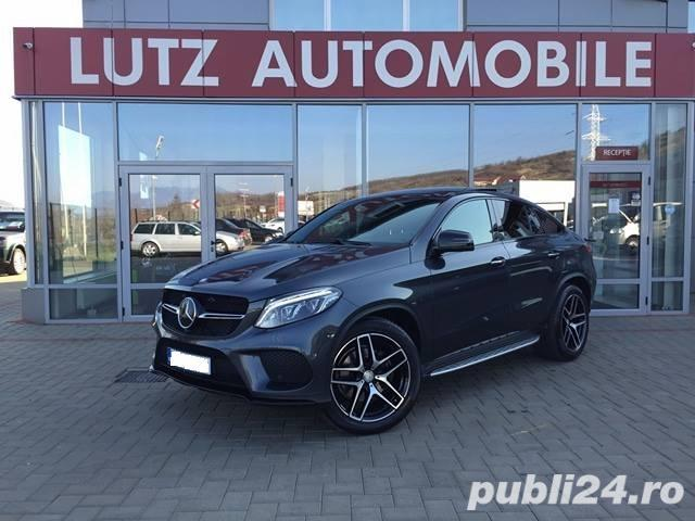 Mercedes-benz GLE 350d 4Matic Coupe