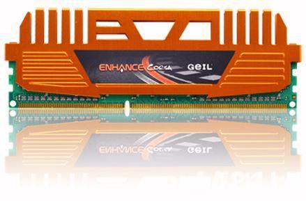 Memorie RAM GeIL - DDR3 Enhange Corsa 4GB/1333 10660 CL9-9-9-24