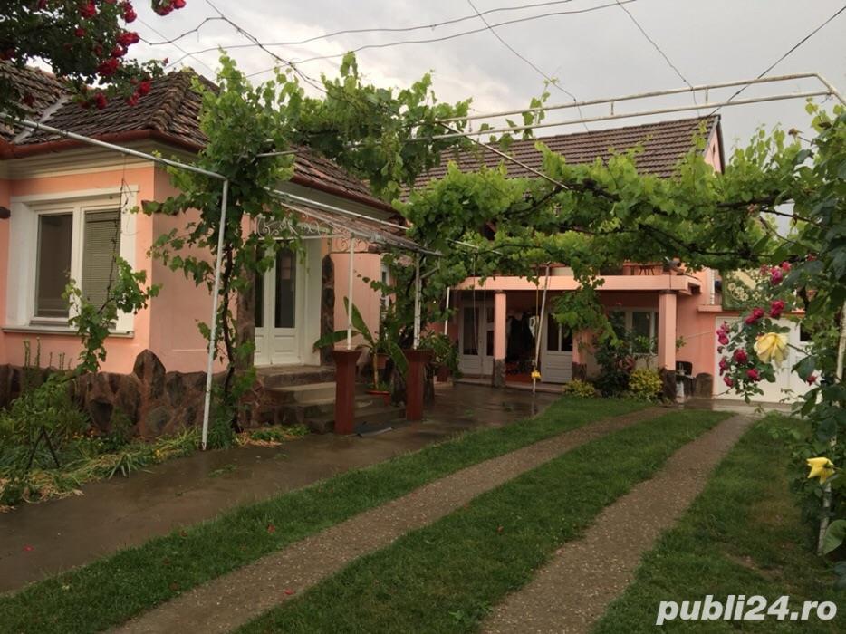 Casa  langa padure,aproape de Oradea,Urvind