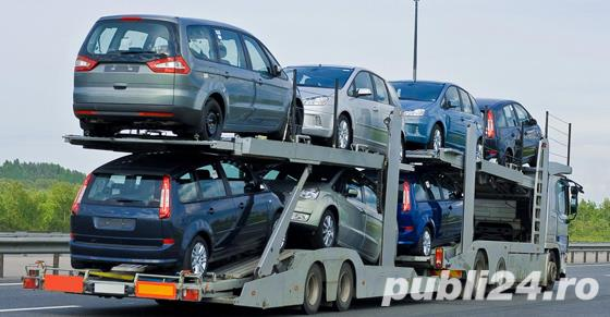 transport autoturisme/autoutilitare, masini , auto ITALIA-ROMANIA
