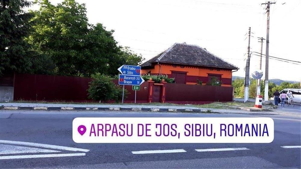 Vanzare  casa  4 camere Sibiu, Arpasu de Jos  - 75 EURO